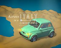 Across Italy 2018