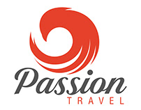 Passion Travel Logo Design