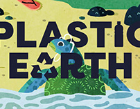 Plastic Earth: How plastic is now in every ecosystem