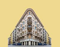 Corner Symmetry