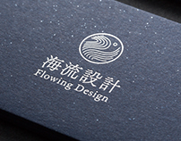 Business card for Flowing Design