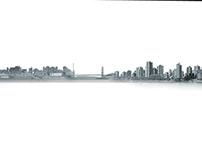 Audi • Skylines • Art Direction • Illustrations