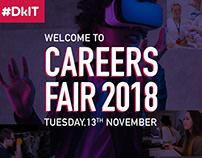 Careers Fair Branding