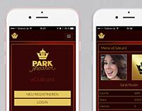 Clubcard App Parktheater Kempten