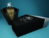 SPECTRE 007 Perfume Concept