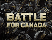 Ubisoft - Battle for Canada