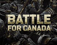 Ubisoft - Battle for Canada