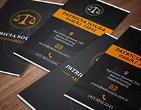 Renovação de cartão de visitas   Business Card Lawyer