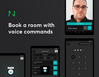 Smart Display: Booking system