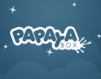 Papaya Box - Corporate image, Publishing pieces