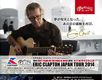 ERIC CLAPTON & JOHN MAYER JAPAN TOUR