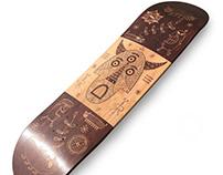 Le Shape Skateboard