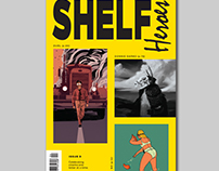 Shelf Heroes issue D