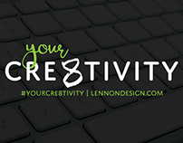 BLOG: YOUR CRE8TIVITY