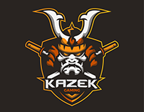 Kazek Gaming | Mascot Logo Design