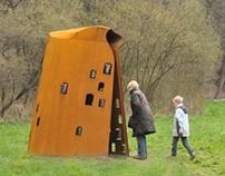 Schellenspiel | interaktive Skulptur