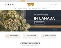 TPV - A Food Product E-Commerce Platform