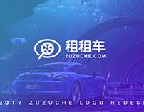 zuzuche logo redesign
