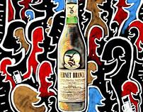 "Participación concurso ""ARTE ÚNICO 2014"" Fernet Branca."