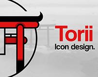 ''Torii'' icon design.