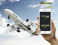 App Everyday - Alitalia