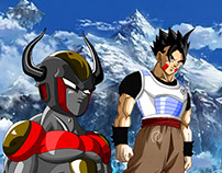 my xenoverse cac's