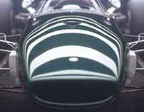 Mondlicht Studios: Brabham Unreal Demo