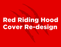 Red Riding Hood Cover Re-design