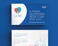 Logo Development - Ombudsman Hospitals - Rede D'Or
