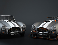 Shelby Cobra 427 S/C - final render