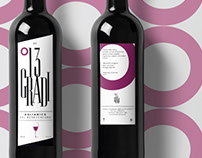 Wine label | 13GRADI