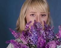 Bleu Rose Bele | Isabele Pusch