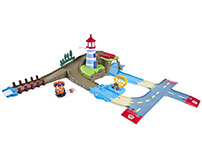 Paw Patrol - Roll Patrol Zuma & Skye Lighthouse Rescue