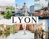 Free Lyon Mobile & Desktop Lightroom Presets