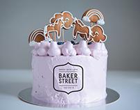 Food video for Baker Street Bakery