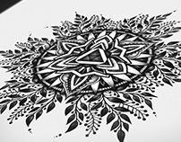 Graphic Mandalas