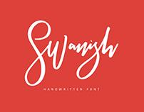 Swanish Font