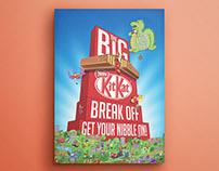 KitKat Big Break Off