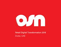OSN @Retail Digital Transformation 2018
