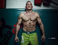 Antoni Chmielewski, Polish MMA, KSW Fighter