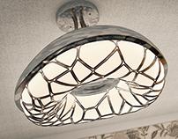 Voroni Lamp Concept