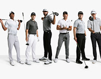 TaylorMade Golf 2018 Campaign
