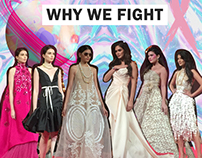 VIDEO: Fashion Can Serve Coverage for ZEN Health Mag