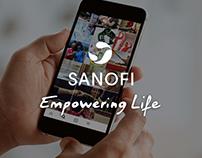 SANOFI - Empowering life - Instagram