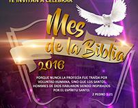 Month of Biblie - Flyer