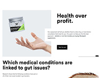 Gut Health Supplements Home Page