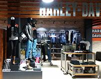 Visual Merchandising Harley-Davidson Vigo - Apertura