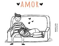 ilustrações diversas ♥