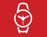 Swiss Time House Logo Rebranding