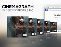 Cinemagraph Facebook Profile Pic / Video